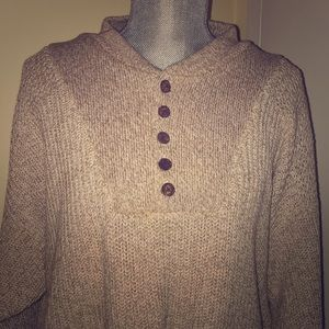 Cuddly sweater